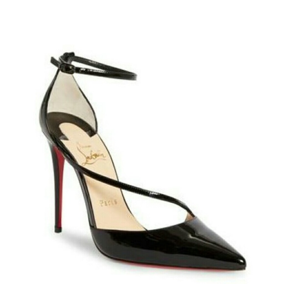 e3530965608 Christian Louboutin Women's Black Fliketta Pump